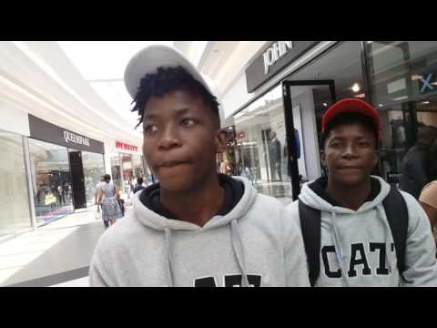 Lost in mall of the north (Polokwane)