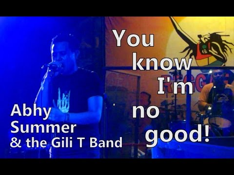 Amy Winehouse - You know I'm no good | Cover by Habib Salim (Abhy Summer) & The Gili T Band