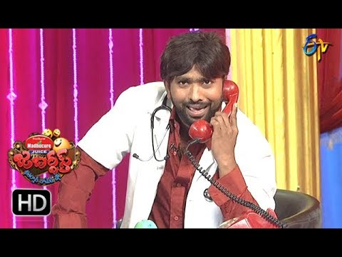 Adhire Abhinay Performance | Jabardasth |  25th January 2018   | ETV  Telugu