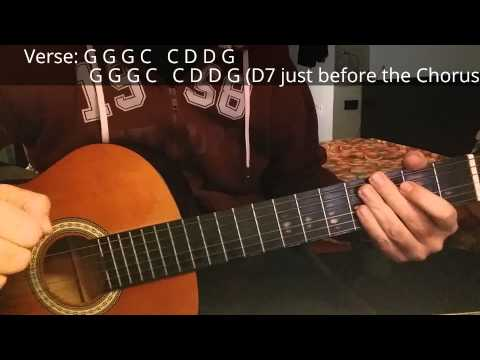 Jingle Bells - The Ultimate Guitar Tutorial !  Easy Chords !