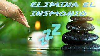 música para eliminar el insomnio crónico y dormir profundamente   Música relajante aliviar el estrés