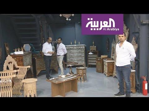 في الأردن .. سوق خاص باللاجئين بمناسبة يومهم العالمي  - 00:21-2018 / 6 / 22