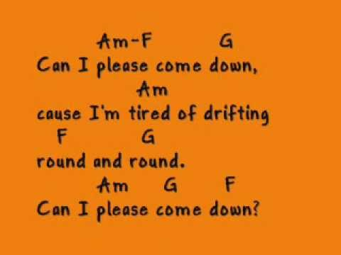 Astronaut Lyrics And Chords - Simple Plan
