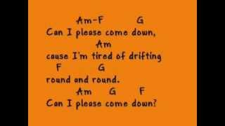 Astronaut Lyrics And Chords - Simple Plan