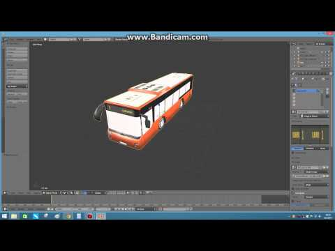 Blender Export Error
