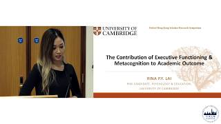Student Speaker 10 – Ms Rina Lai Pak Ying / Psychology & Education