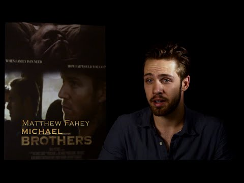 'BROTHERS' Interview Junket With Matthew Fahey