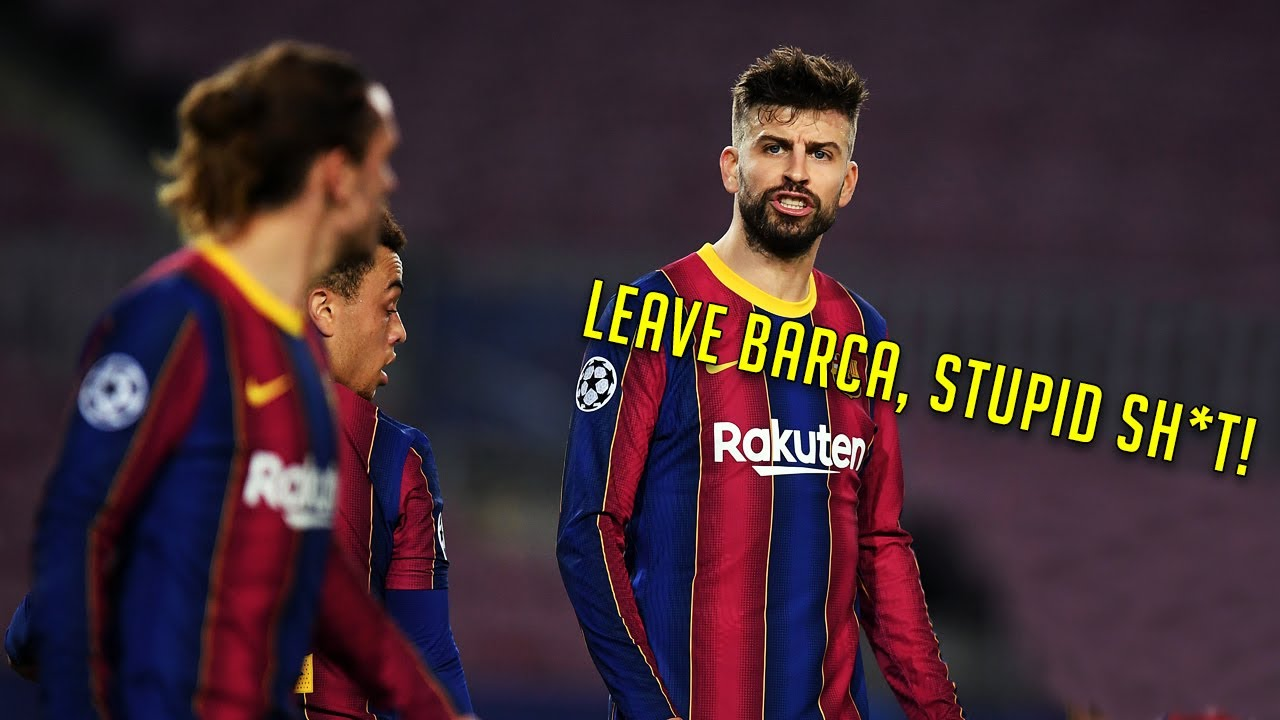 Craziest u0026 Shocking Football ChatsDialogues You Surely Ignored 6  Disrespect in Football