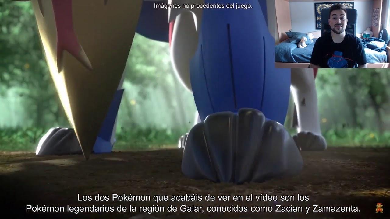 #PokémonDirect Pokémon ESPADA y Pokémon ESCUDO