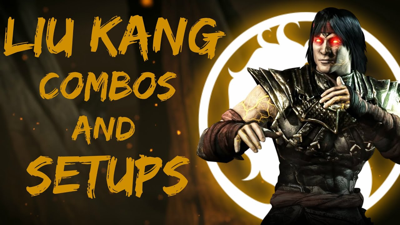 20+ Liu Kang Mk9 Combos Pictures and Ideas on Weric