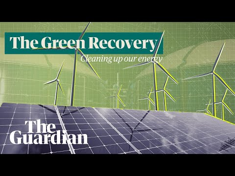 The Green Recovery: how Australia can clean up its act on en