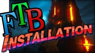 Feed The Beast INSTALLATION Deutsch  FTB Tutorial German  Win& Mac Minecraft Modpacks Installieren