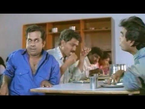 Brahmanandam Hotel Comedy Scene    Latest Telugu Comedy Scenes    TFC Comedy
