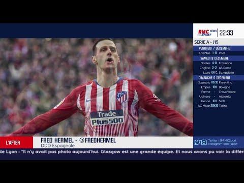 LIGA - Atlético : Fred Hermel revient sur la blessure de Lucas Hernandez