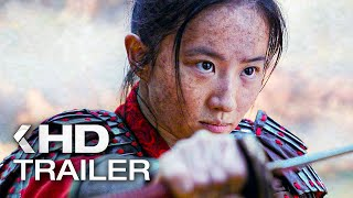 MULAN Trailer 3 German Deutsch (2020)