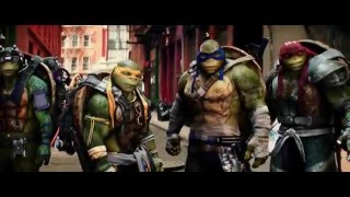 Черепашки ниндзя 2 (Русский Трейлер 2016) Teenage Mutant Ninja Turtles: Out of the Shadows