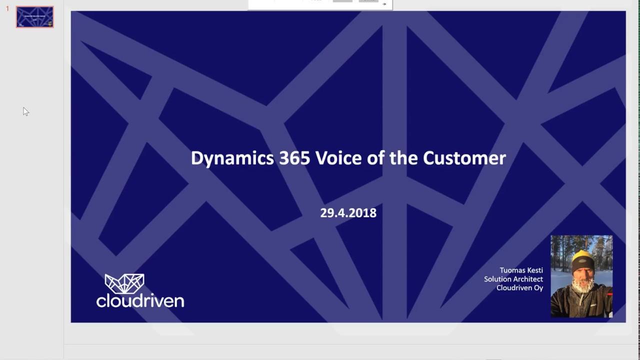 Dynamics365 Archives - Cloudriven Ltd