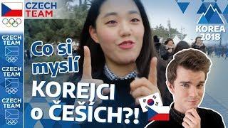 KOVY V AKCI! Co ví Korejci o Češích? 🔛 Anketa v rytmu Gangnam style
