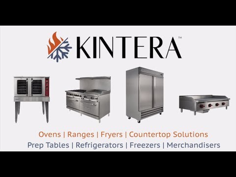 Commercial Kitchen Equipment By Kintera