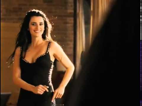 Penelope Cruz Salsa Dansing