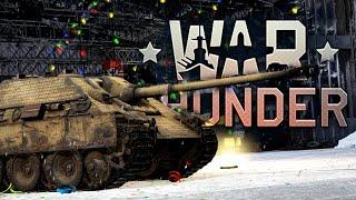 War Thunder - ЗАТАЩИЛИ НА НОВЫЙ ГОД! #54