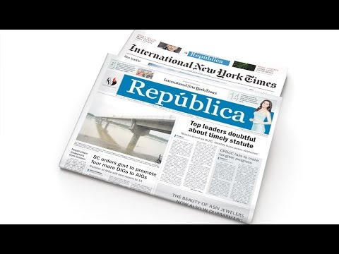 Republica International New York Times