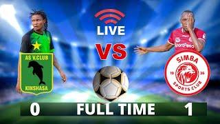 🔴#LIVE: AS VITA vs SIMBA SC ( 0 - 1 ) - LIGI ya MABINGWA AFRIKA, Nchini DRC CONGO...