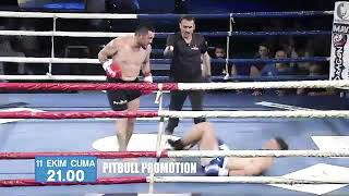 İzzettin Altunsöz 11 Ekim Muaythai gecesi TV8,5 canlı yayın 👊🏻