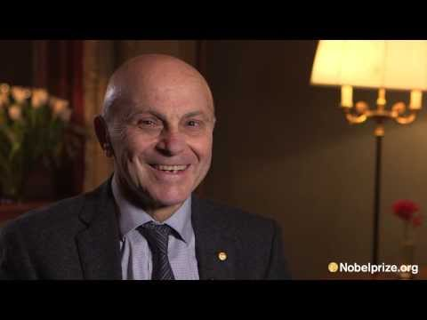 Eugene Fama on learning he had been awarded the prize in Economic Sciences