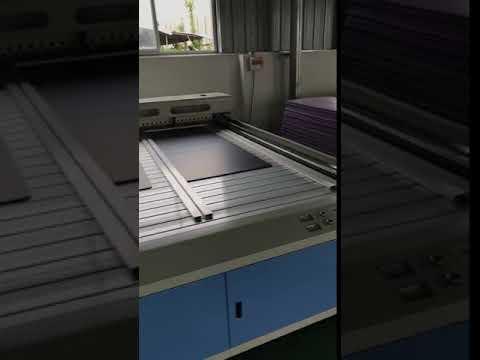 PU yoga mat printing