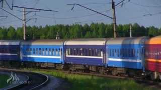 Transsibirya Treni Tanıtım Videosu