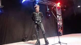 Repeat youtube video Cesar Franco - Valiente Corazon (Brave Heart) En Vivo 41 CJMC