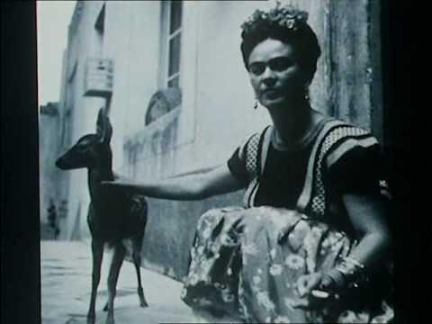 Frida Kahlo biography - (2 of 6) - YouTube