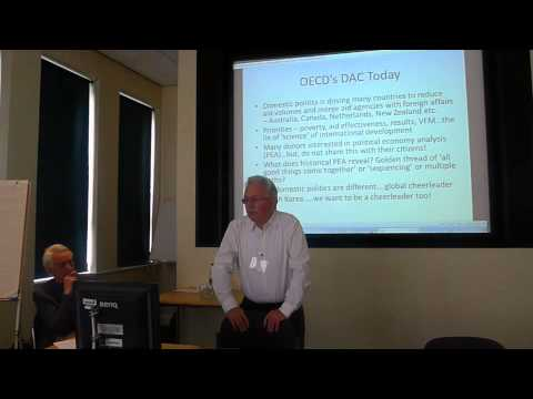 Symposium Plenary: Global Governance and the Politics of Aid
