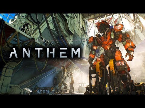 Anthem Game - NEXT BIG GAMEPLAY REVEAL! The Dates! Hub Space Details!  New DLC Teases and More!