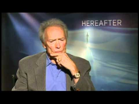 Bonnie Interviews Director Clint Eastwood For Hereafter