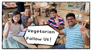 Vegetarian follow us!