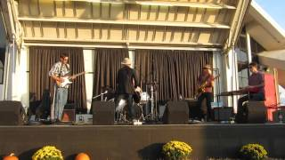 """The Backsliders - """"Throwin' Rocks At The Moon"""" - N.C. State Fair - October 24, 2015"""