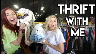Thrift With Me At LA's BIGGEST Thrift Store!
