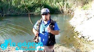 Ψάρεμα τιλάπιας με την μέθοδο του Fly fishing