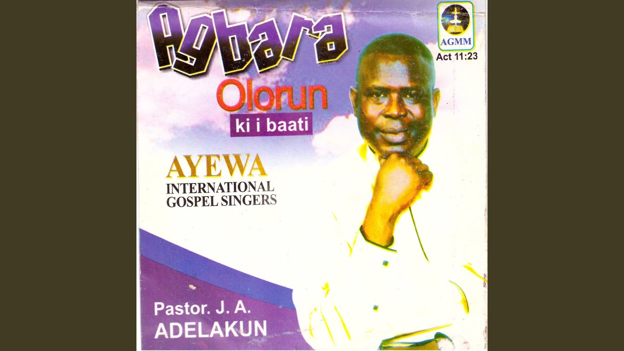 Download Agbara Olorun Ki Bati