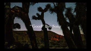 "The BONEZ -""Good"" Bye Song-【Official Video】"
