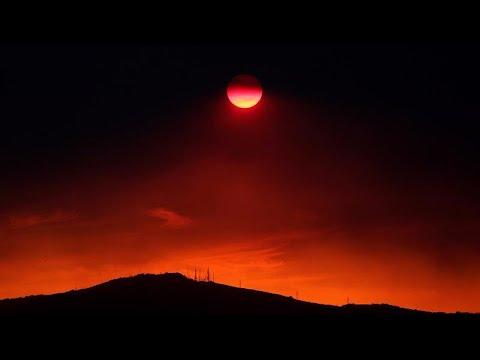 Griechenland: Neue Waldbrände auf Insel Euböa