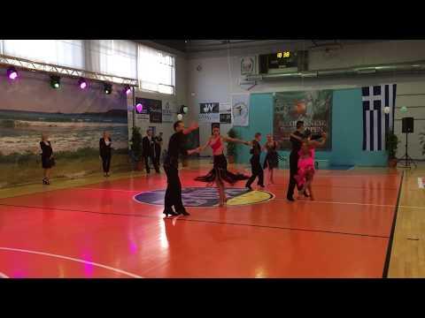 PELOPONNESE DANCE OPEN,  CHA CHA CHA (5dance Latin Adults)