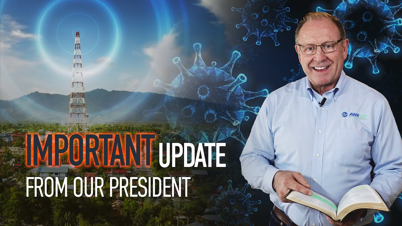 video thumbnail for Important Update From Our President | AWR360°