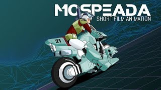 Short film animation MOSPEADA