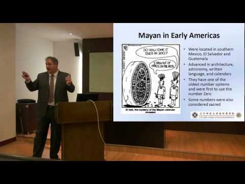"""LNU-MSU Faculty Lecture Series - """"Brief History of Mathematics"""""""