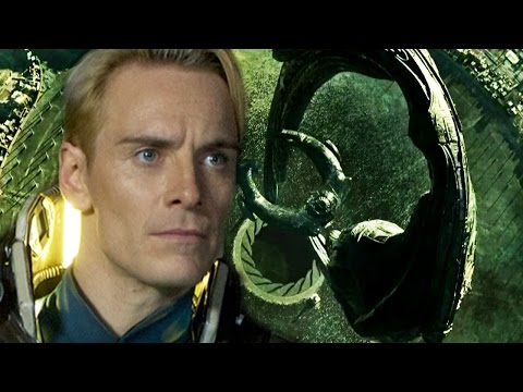 ALIEN: COVENANT - LOOK ON MY WORKS, YE MIGHTY AND DESPAIR - EXPLAINED - OZYMANDIAS RAMESSES