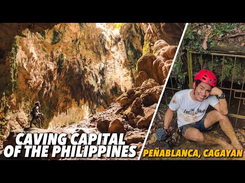 CAGAYAN: CAVING CAPITAL OF THE PHILIPPINES, Callao and Sierra Cave