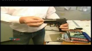 FocusTV Reportage Mord in Eislingen und Armatix Waffensicherung Teil1